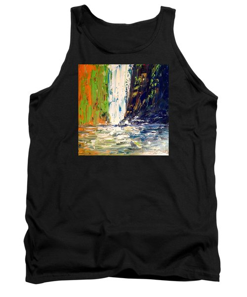 Waterfall No. 1 Tank Top