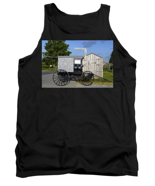 Watermelon Wagon Tank Top