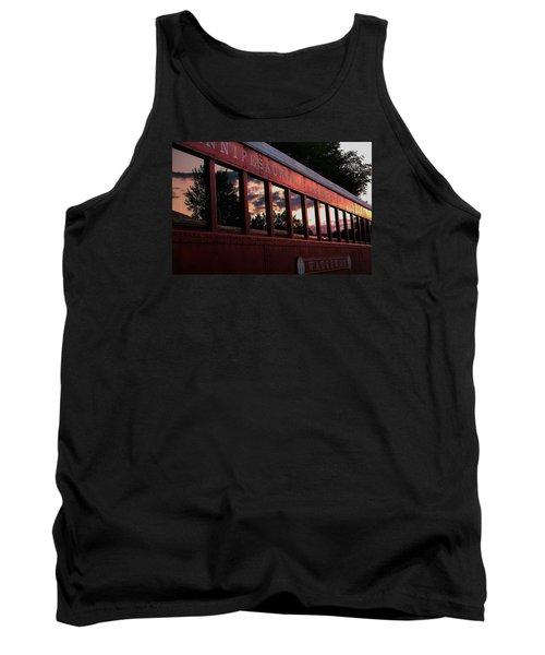 Waukewan Train Tank Top