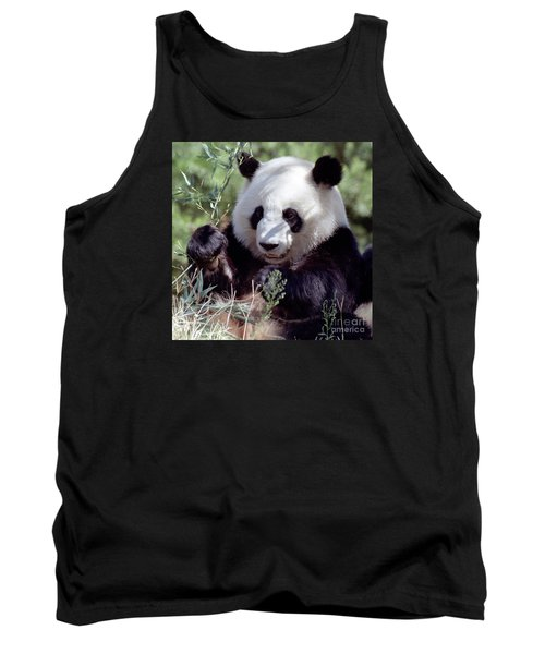 Waving The Bamboo Flag Tank Top