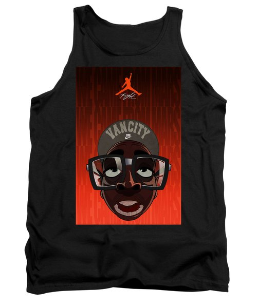We Came From Mars Tank Top