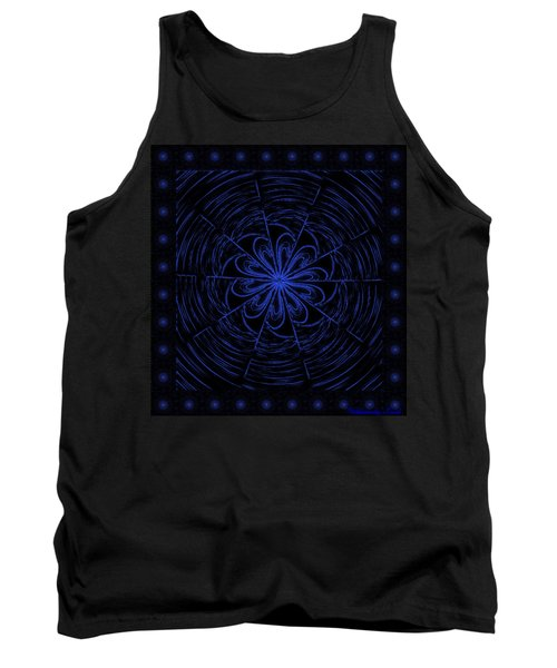 Web String Tank Top