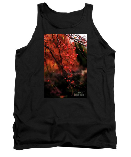 Tank Top featuring the photograph Weeping by Linda Shafer