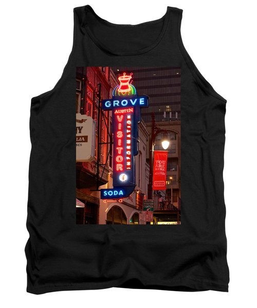 Welcome To 6th Street Tank Top