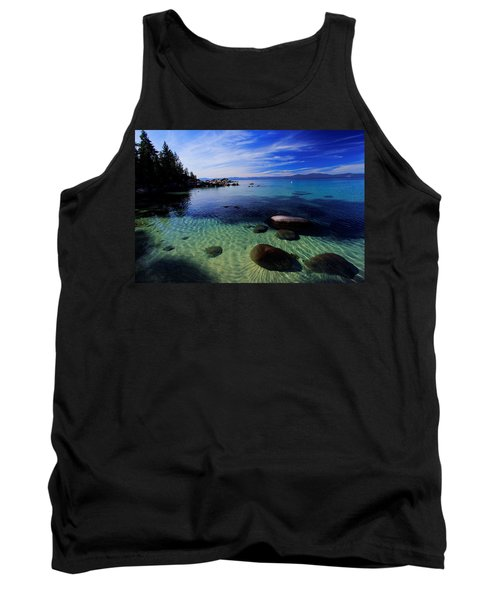 Welcome To Bliss Beach Tank Top