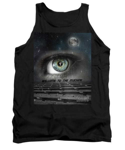 Welcome To The Machine Tank Top