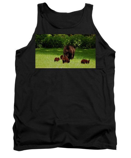 We'll Be Back Tank Top