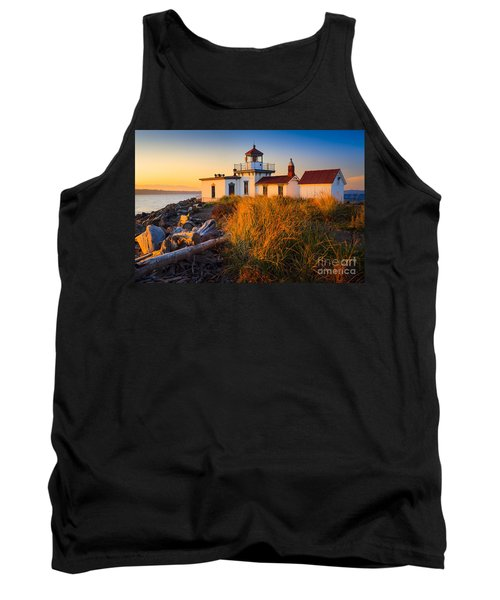 West Point Lighthouse Tank Top