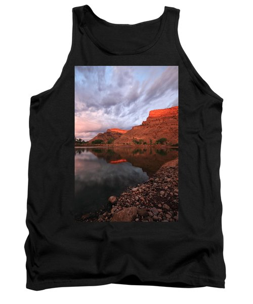 Tank Top featuring the photograph Western Colorado by Ronda Kimbrow