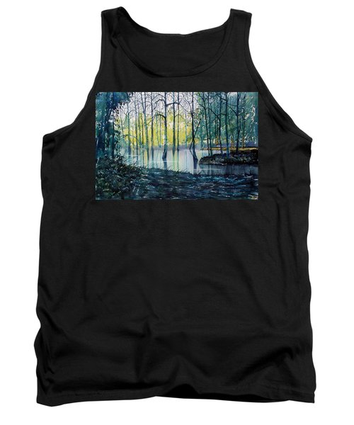 Wetlands On Skipwith Common Tank Top