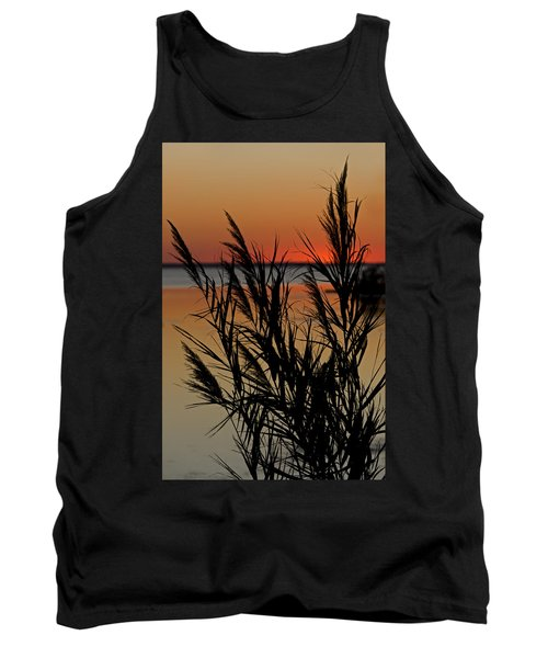 Tank Top featuring the photograph Whalehead Sunset Obx II by Greg Reed