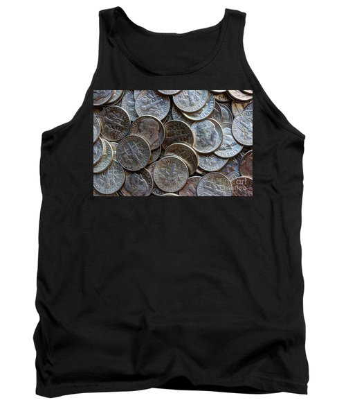 When Dimes Were Made Of Silver Tank Top