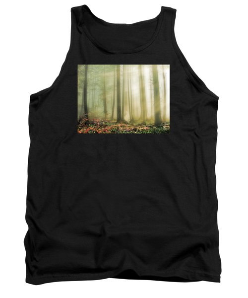 When God Smiles Tank Top