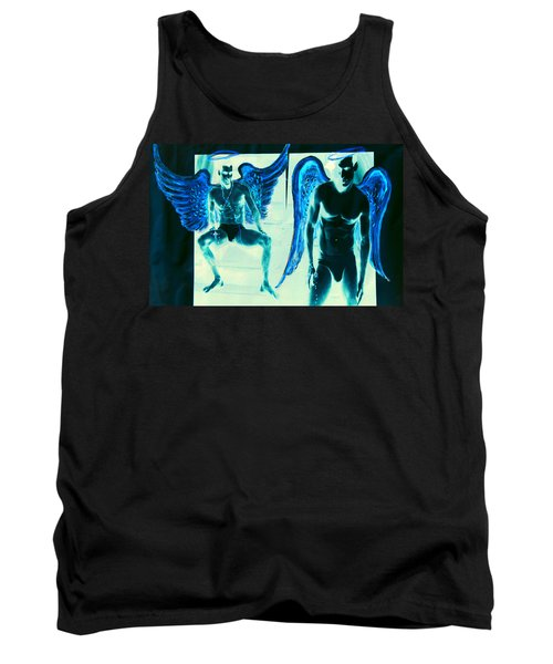 When Heaven And Earth Collide Series Tank Top