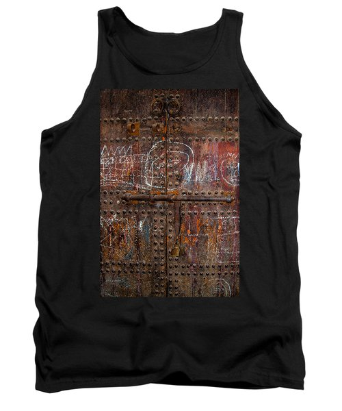 Marrakech Door Tank Top