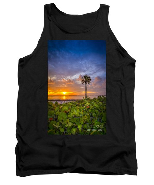Where The Heart Is Tank Top by Marvin Spates