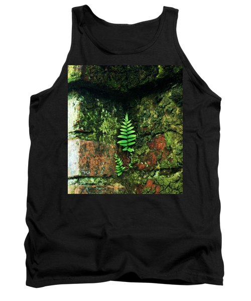 Tank Top featuring the photograph Where There Is A Will by John Glass