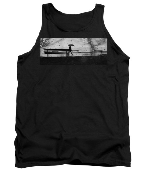 Where You Have Been Tank Top