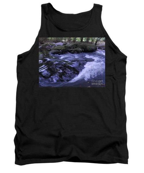 Whirls Tank Top