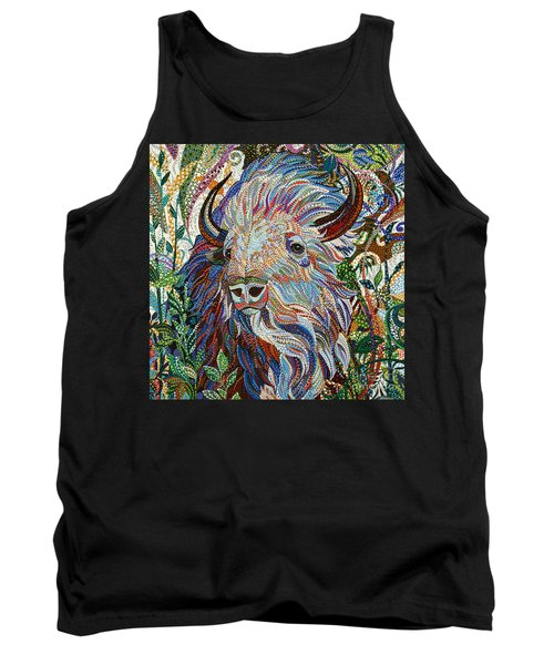 White Buffalo Tank Top