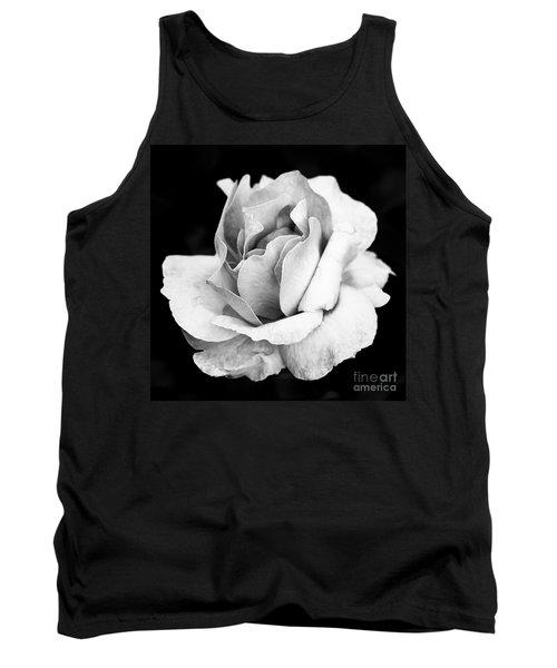 White Rose Tank Top