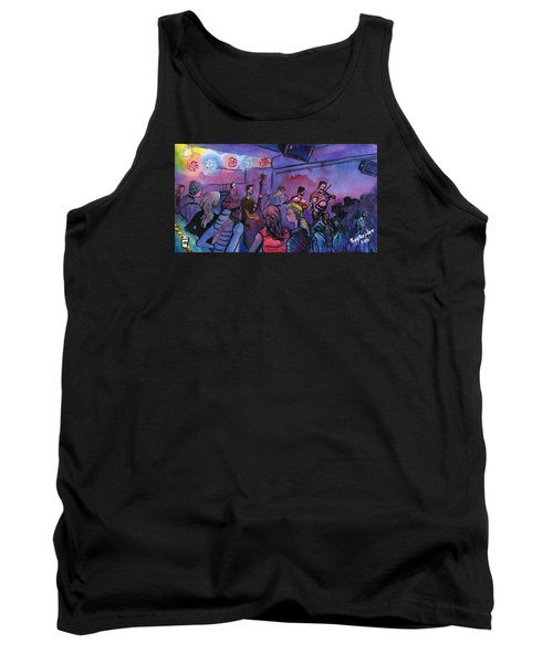 Whitewater Ramble At The Barkley Tank Top