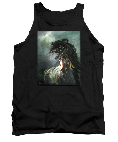 Wild And Free Tank Top by LaVonne Hand