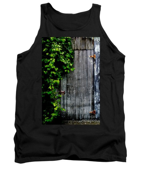Wild Grape Vine Door Tank Top