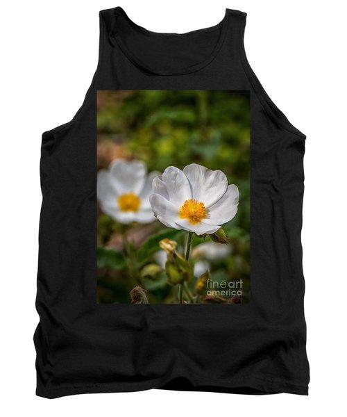 Wildflower Poppin Tank Top