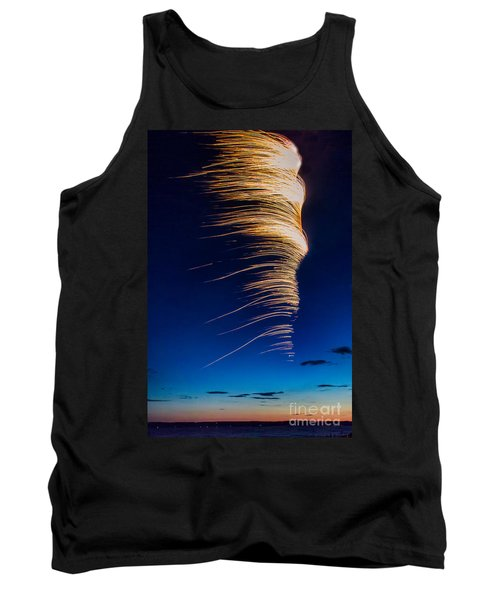 Wind As Light Tank Top