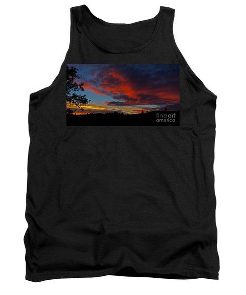Black Hills Sunset Tank Top