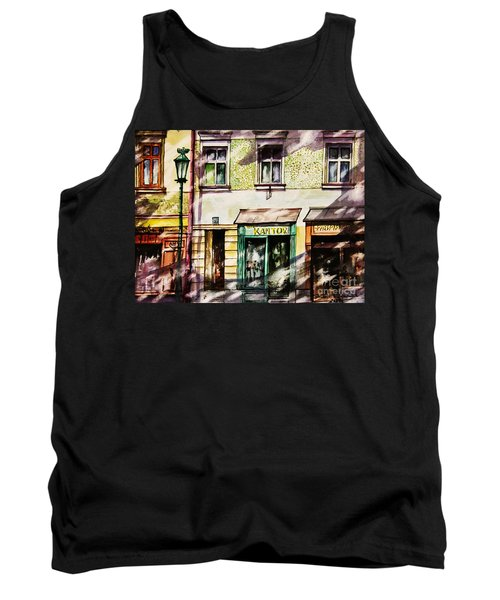 Window Shopping Tank Top