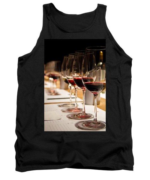 Wine Tasting Tank Top