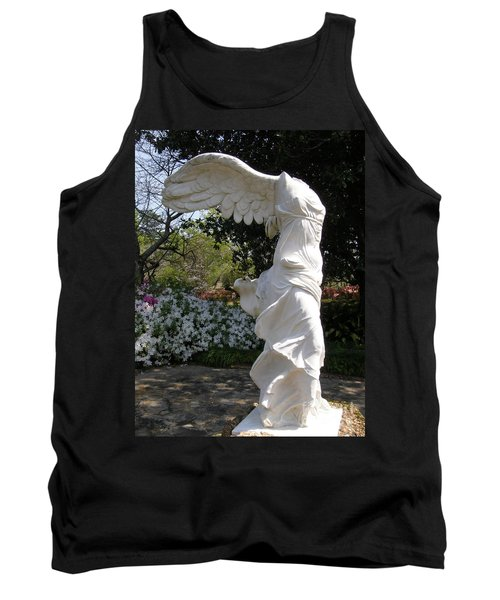 Winged Victory Nike Tank Top