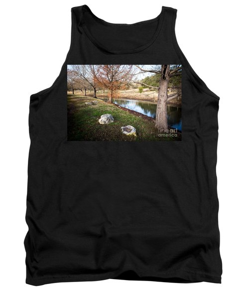Winter Trees Tank Top