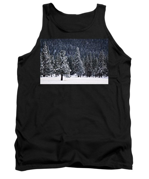 Winter Wonderland Tank Top by Melanie Lankford Photography
