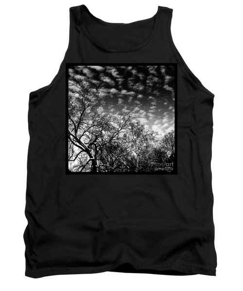Winterfold - Monochrome Tank Top