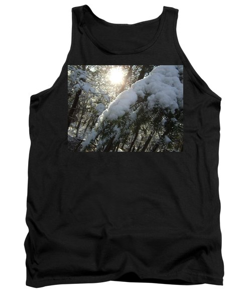 Winter's Paw Tank Top