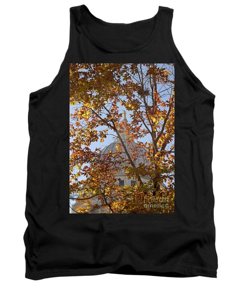 Wisconsin Capitol Tank Top
