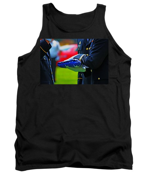 With Honor Tank Top