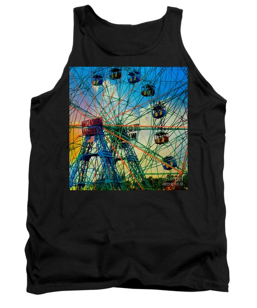 Wonder Wheel Tank Top