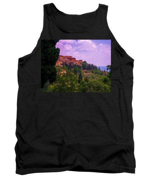 Wonderful Tuscany Tank Top