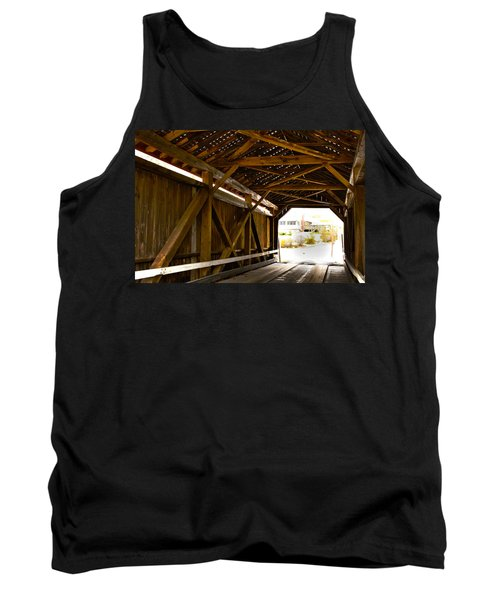 Wood Fame Bridge Tank Top