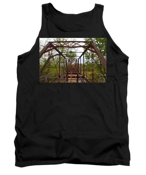 Woodburn Bridge Indianola Ms Tank Top