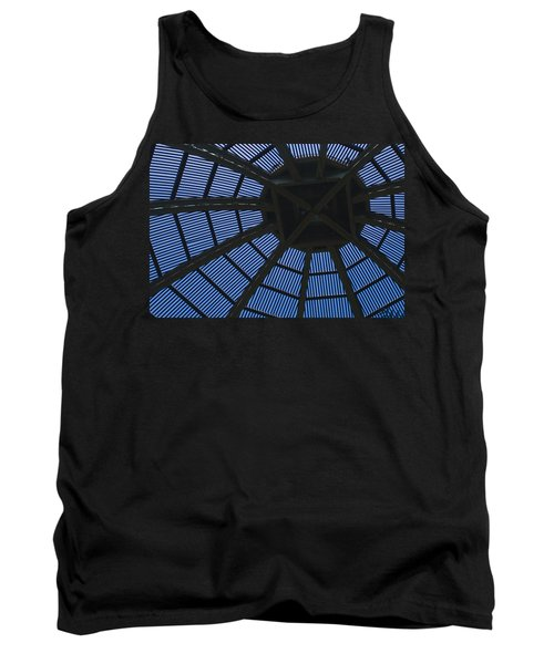 Wooden Dome Tank Top