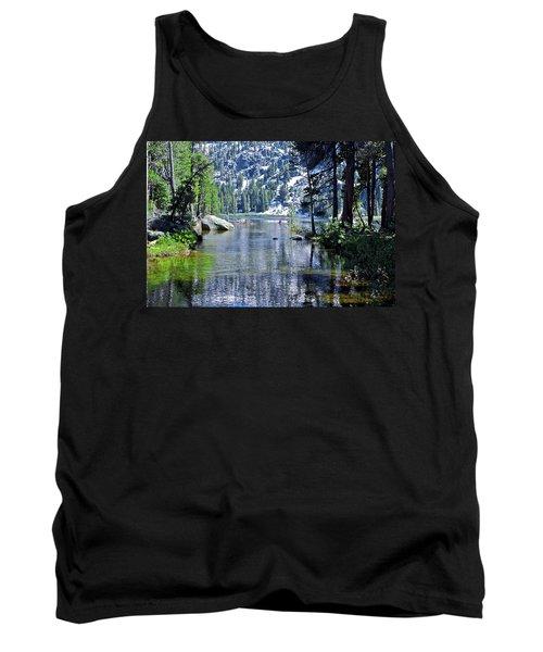 Woods Lake Tank Top