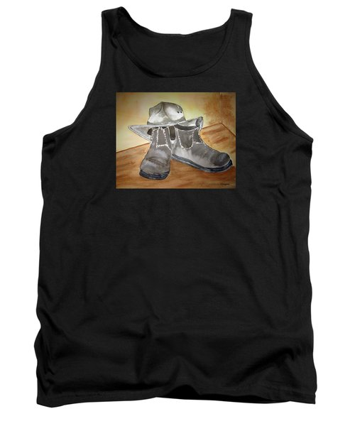 Working On The Land Tank Top