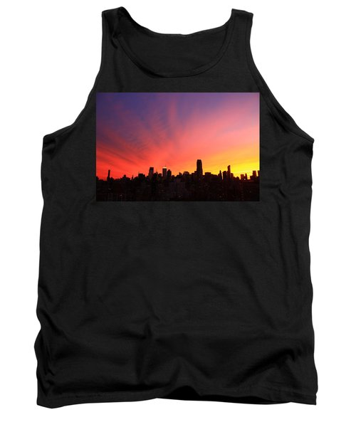 Wow Tank Top by Catie Canetti