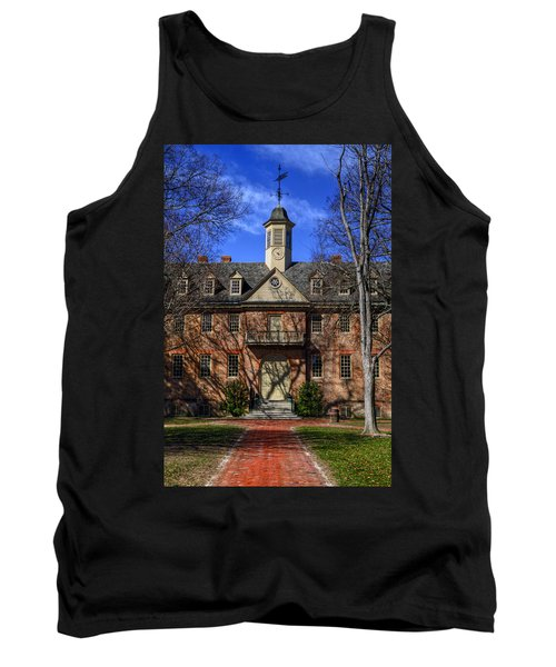 Wren Building Main Entrance Tank Top by Jerry Gammon