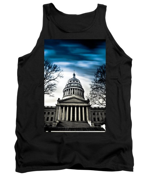 Wv State Capitol Building Tank Top